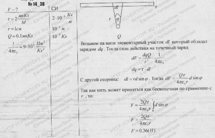 Чертов 14.11 решебник